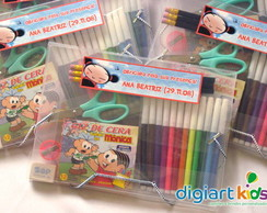 Kit escolar n.� 2 - Pucca