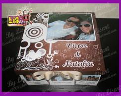 Caixa Personalizada Fotomontagem