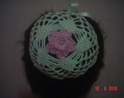 Redinha de Croch� para Ballet Flor