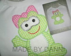 Camiseta da Sapinha (infantil)