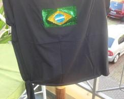 camiseta preta copa