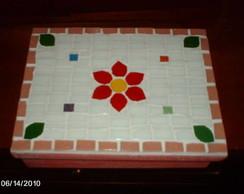 Porta joias em Mosaico