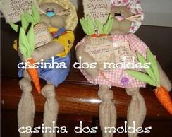 APOSTILA Casal mini coelhos