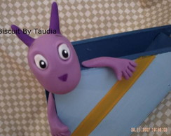 Porta Guardanapo Austin Backyardigans