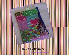 NECESSAIRE MULTI COLOR PATCH