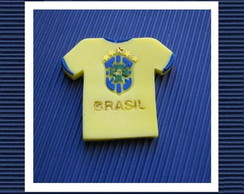 Sabonete Camisa Brasil