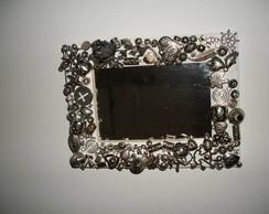 espelho pqno para decora��o (vendido)
