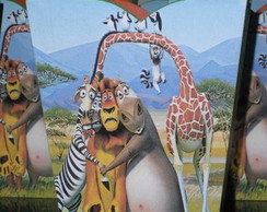 CACH�PO M�DIO/PORTA-L�PIS MADAGASCAR