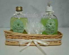 Kit Higiene (sabonete+aromatizador)