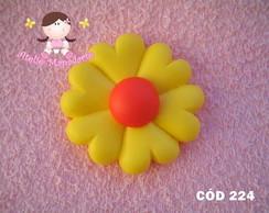 C�d 224 Molde de flor cora��o