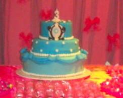 Enfeite Iluminado Festa da Cinderela