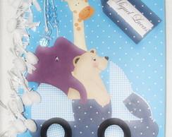 �lbum do beb� - Passeio de Urso