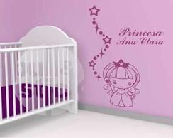 Adesivo da Princesa