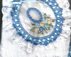 Fralda decorada
