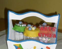 cestinha higienica p beb� economica