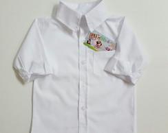 Camisa Manga Longa Masculina Adulto  c4ac75d887ff6