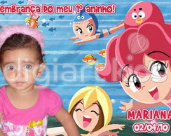 �m� personalizado: Princesas do Mar