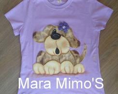 Camiseta - Cachorro