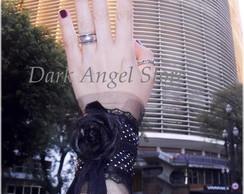 Bracelete Gothic Pin Up