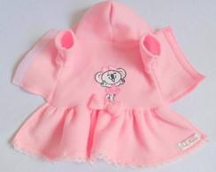 ... Vestido Pet Em Soft Rosa - Lilica Repilica P P - P - M 6395dc2f993b2