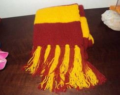 Cachecol Harry Potter - Tric�