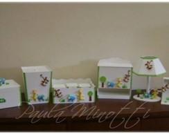 Kit Beb� - Safari Infantil