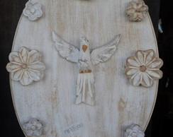 divino madeira  enfeitado