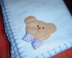 Mantinha de soft para beb�