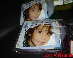 Porta cd / dvd  personalizado