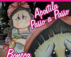 """Apostila """"Boneca Guttinha"""""""