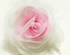 Flores mescladas em duas cores