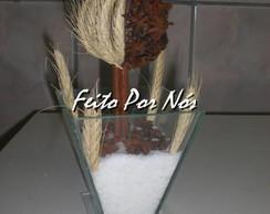 Topiaria com Sal Grosso