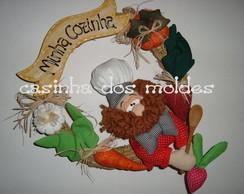 APOSTILA Guirlanda cozinheiro