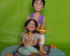 Topo Aladin  e Jasmine