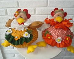 Projeto molde galinha cocoric�