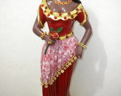 Cigana Sete Rosas ou Sulamita 60 cm