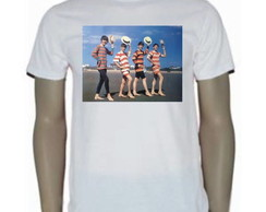 Camiseta The Beatles On The Beach