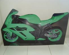 Display de ch�o moto