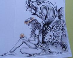 Fada III ::S�rie tatoo- Bata