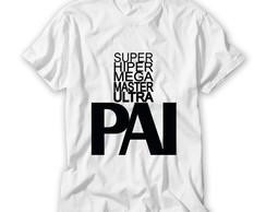 Camiseta Batman Dia Dos Pais Elo7