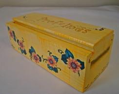Caixa de Giz com Apagador - Modelo 5