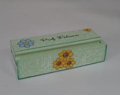 Caixa de Giz e Apagador - Modelo 3