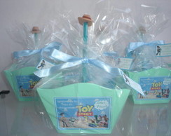 KIT PAPELARIA COMPLETO TOY STORY