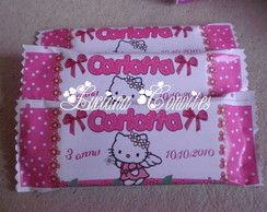 CHOCOLATES HELLO KITTY