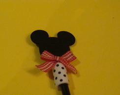 Ponteira de l�pis do Mickey brinde
