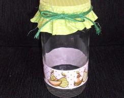 pote de vidro para cozinha (vendido)