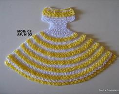 Gr�fico do vestidinho em croch� 02(AP 3)