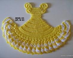 Gr�fico do vestidinho em croch� 03(AP 3)