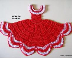 Gr�fico do vestidinho em croch� 06(AP 3)