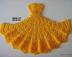 Gr�fico do vestidinho em croch� 07(AP 3)